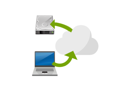 Cloud Backup Graphic