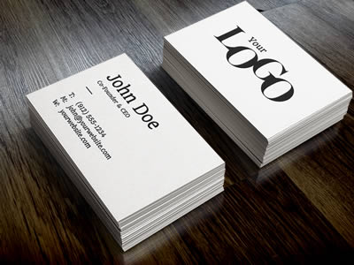 Five Tips for a Great Business Card