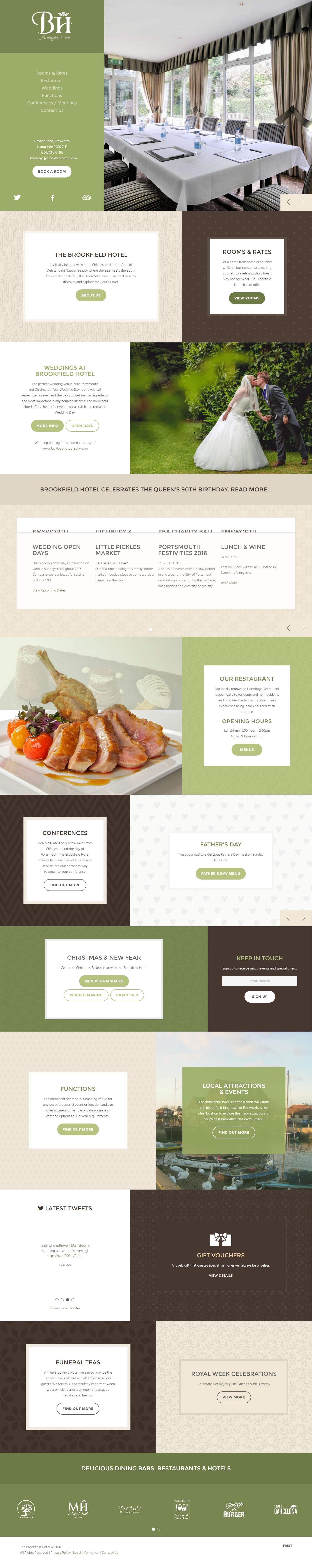 Web Design Emsworth - The Web Taylor
