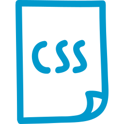 css-file-hand-drawn-outline